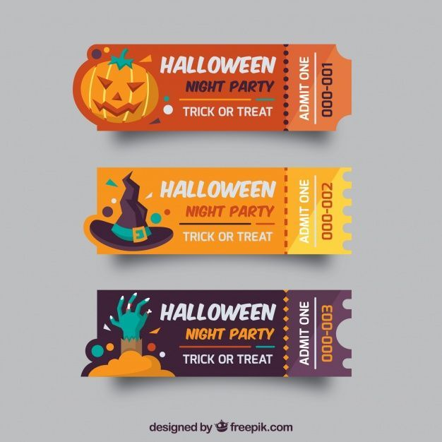 Eventos De Halloween 2020 En Houston Tx Tickets de halloween con estilo original Resident Name