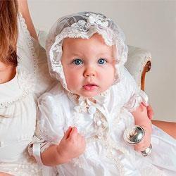 Платье для крестин для девочки