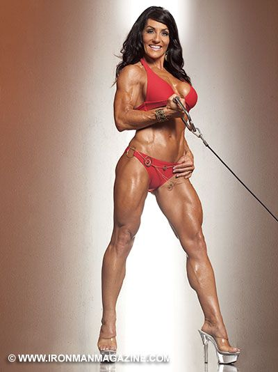 legs porn Muscle babe