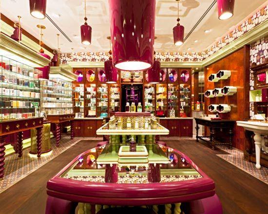 Unique Store Display Ideas Perfume Store Design Ideas