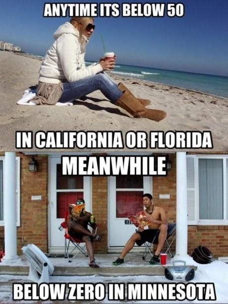 Sadly, I'd probably lean more towards the Florida way, just maybe not that bad.