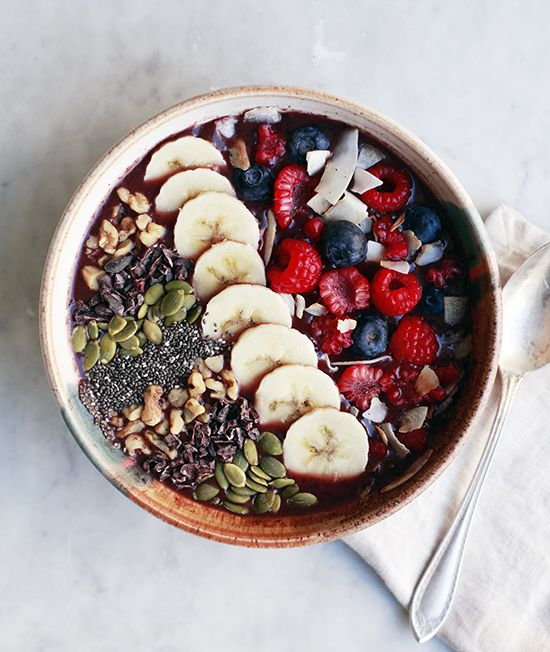 Superfood Acai Bowl — The Jewels of New York