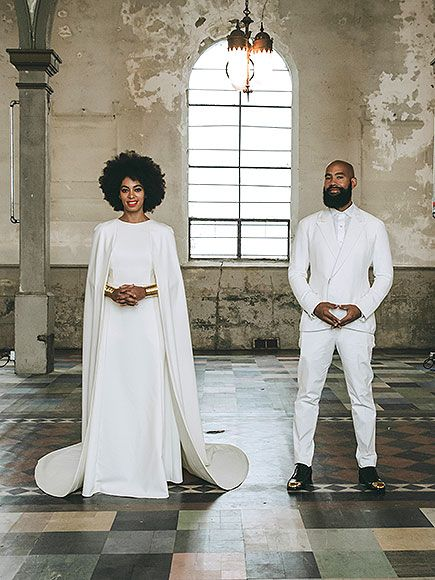 Solange Knowles Is Married! http://www.people.com/article/solange-knowles-marries-alan-ferguson