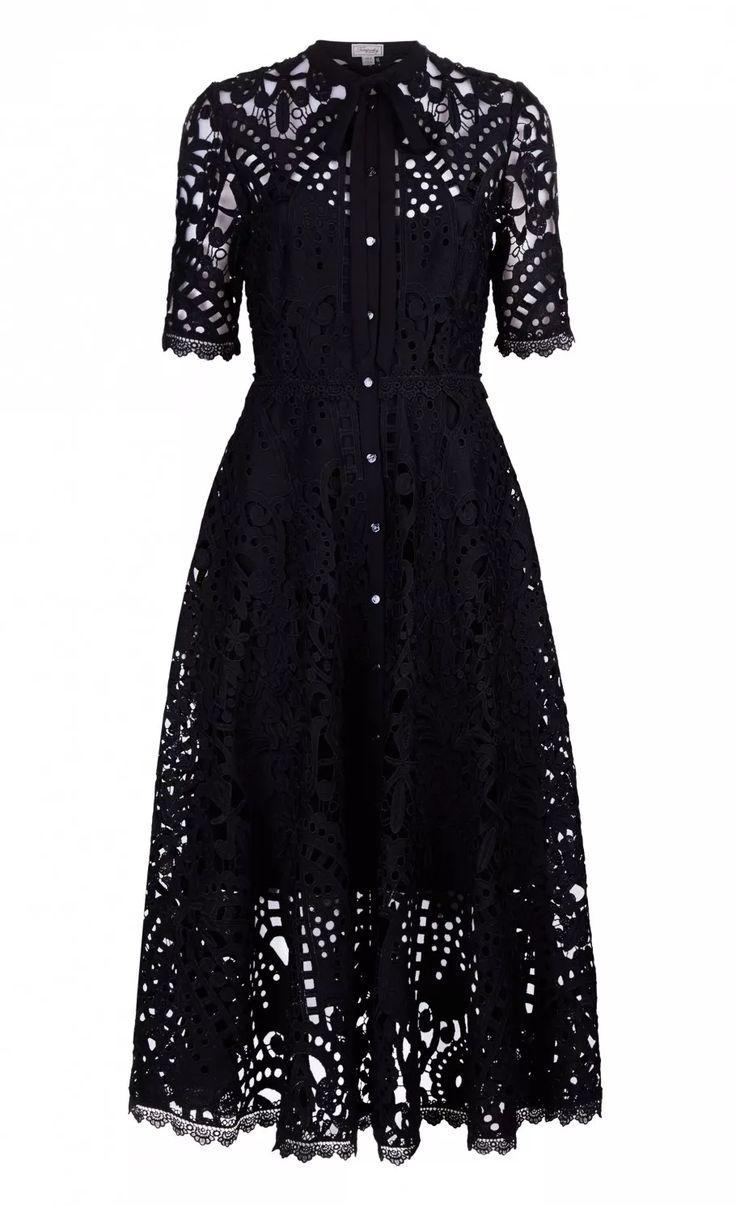 Temperley London Berry Dress