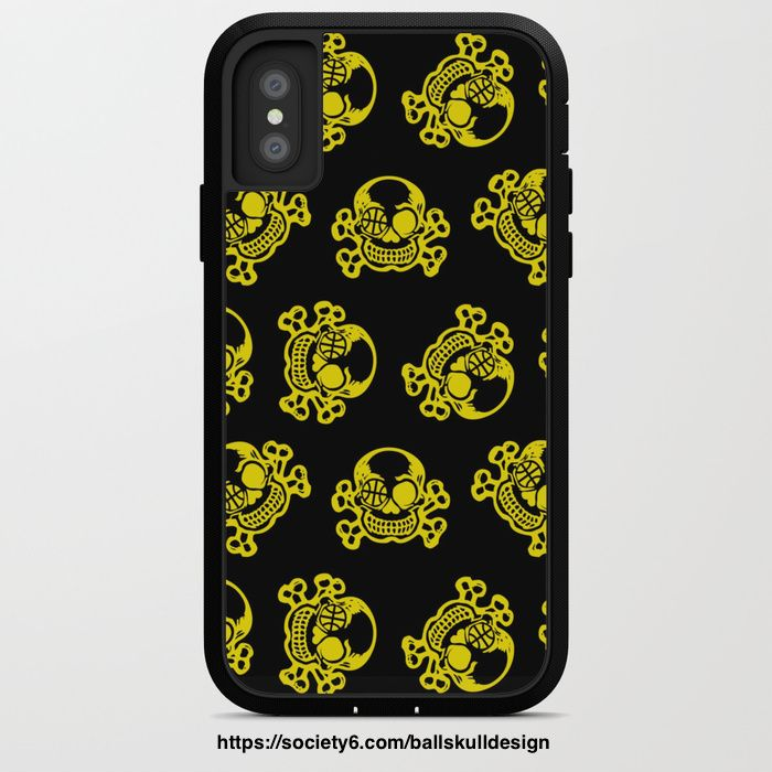 BAllSKUll BAllSKUlleVeRyWHeRe iPoneX Adventure Case