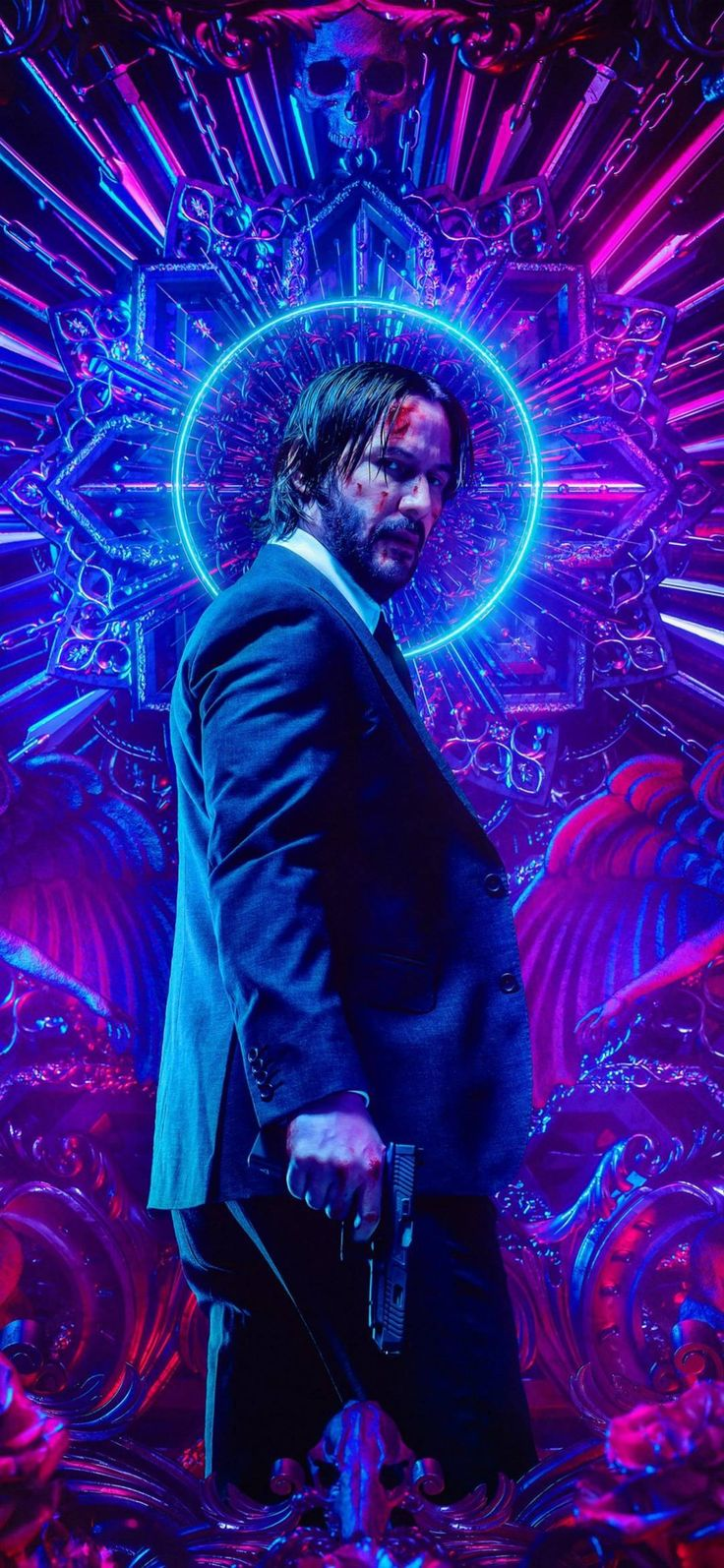 john wick HD wallpaper | Movie art, John wick hd, Keanu ...