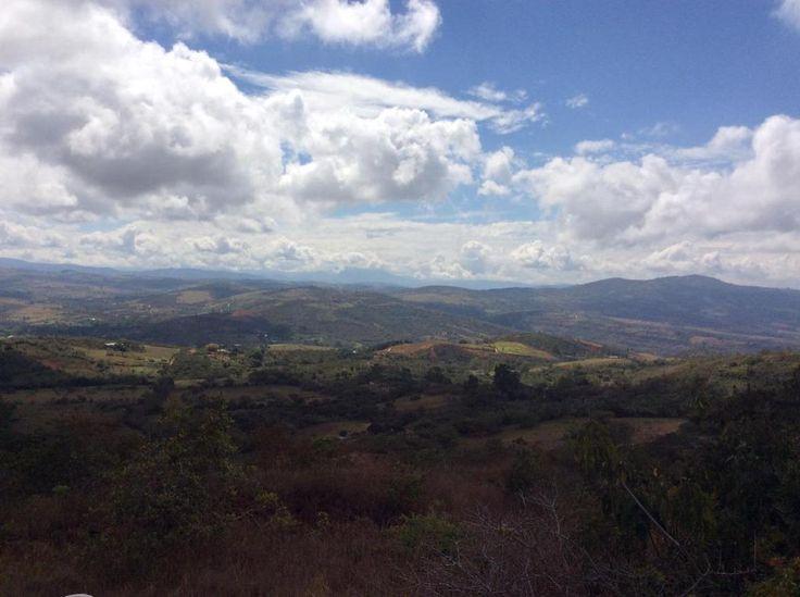 Recorriendo el Camino Villanueva Barichara Santander Colombia