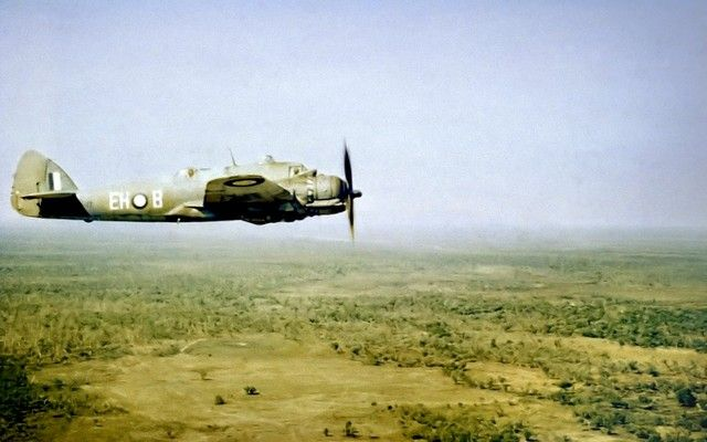 RAAF Beaufighter A19-17