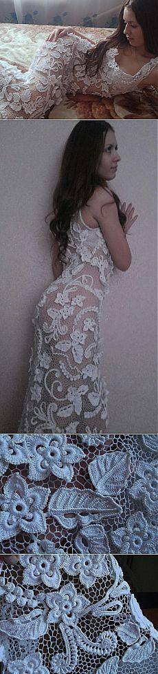 Платье *Нежность*.