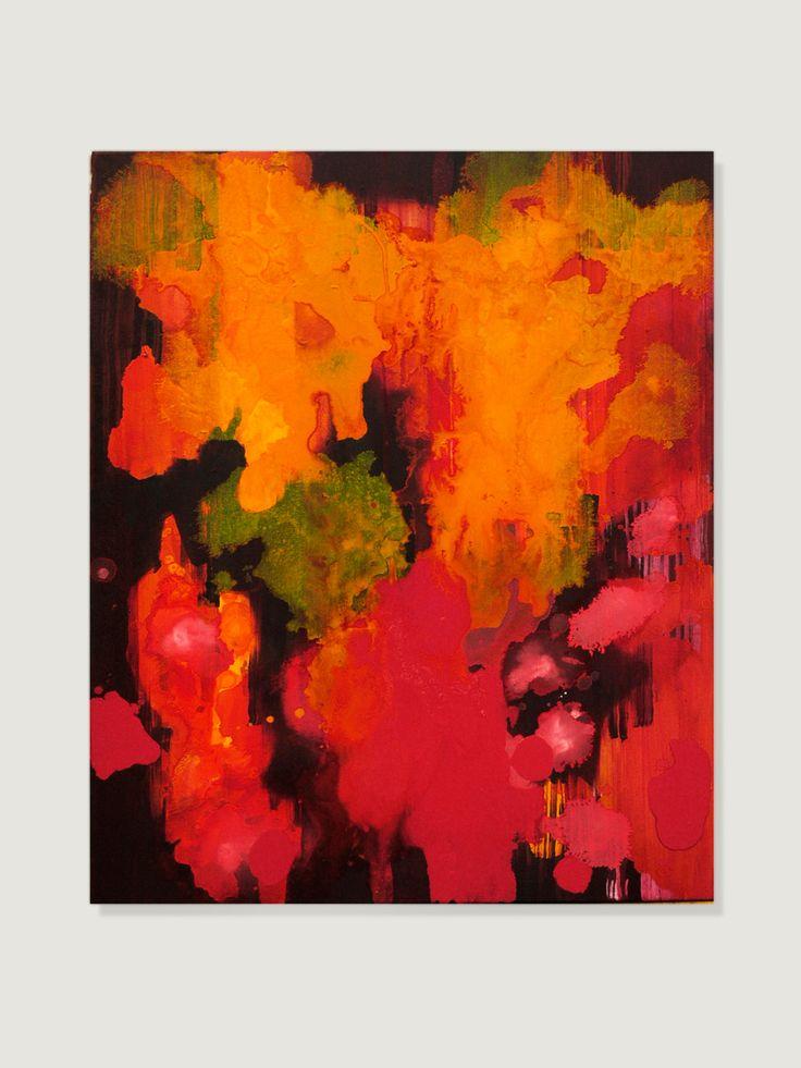 """""""Shimmer"""", oil on canvas, 81x65cm, 2013r. Joanna Mularska, artist, Poland"""