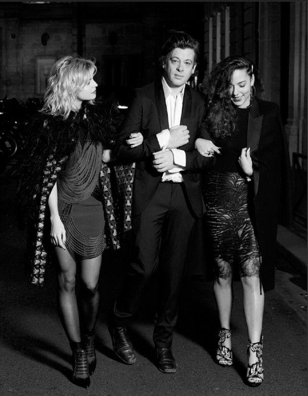 Exclu : la prochaine couv de ELLE shootée par Karl Lagerfeld dévoilée  - ELLE