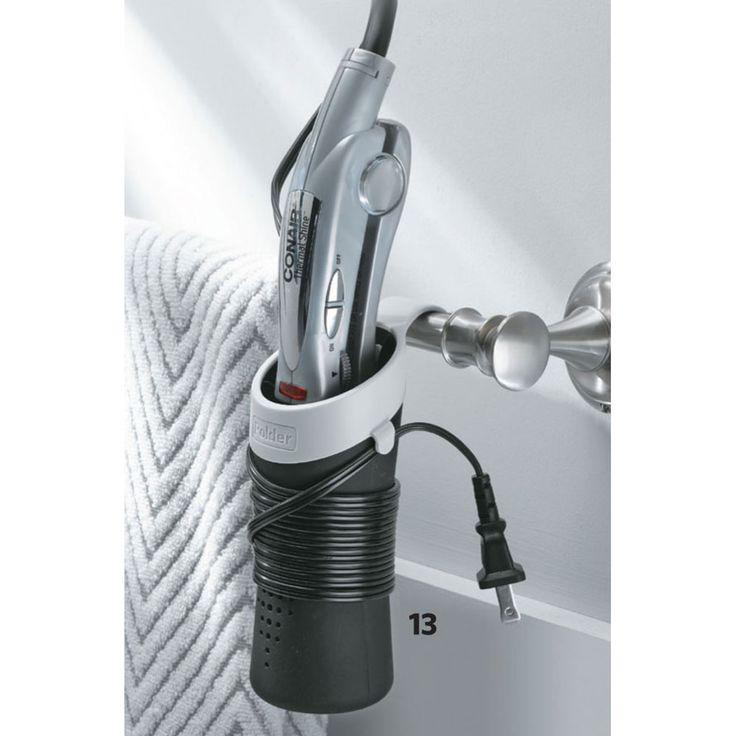 Best 25 Curling Iron Storage Ideas On Hair Appliance