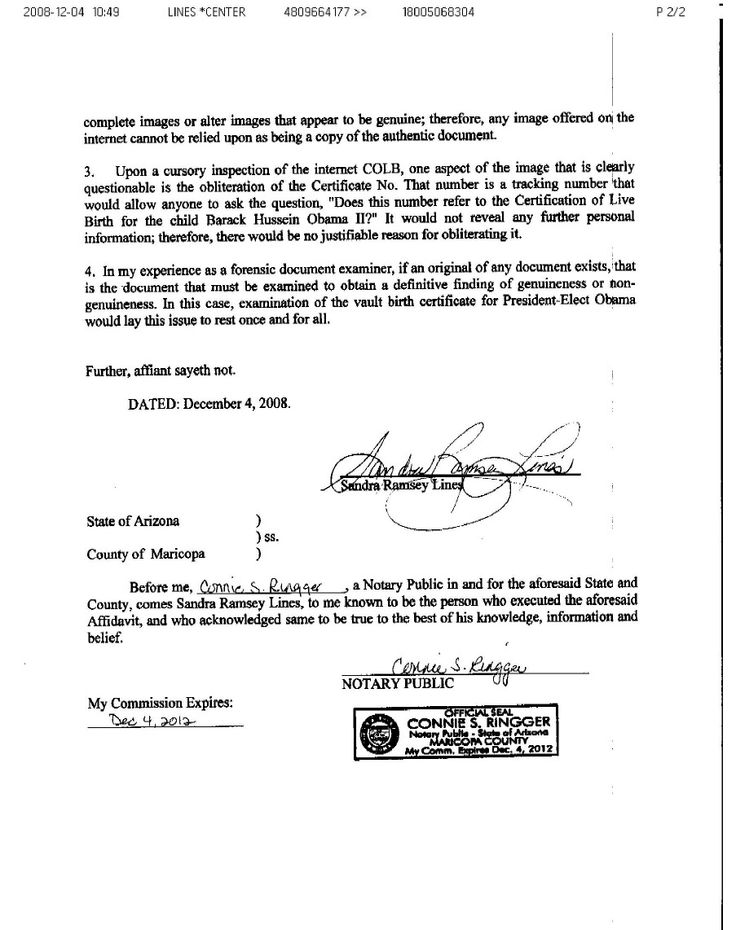 Sandra Ramsey Political Pinterest Birth Certificate And Maya   Affidavit Of Truth  Template  Affidavit Of Truth Template