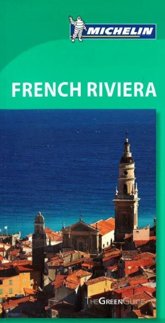 French Riviera, Green Guide by Michelin Maps and Guides