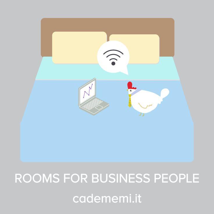 #roomsfor #roomsforbusinesspeople #business #illustrations #cadememi #visitveneto