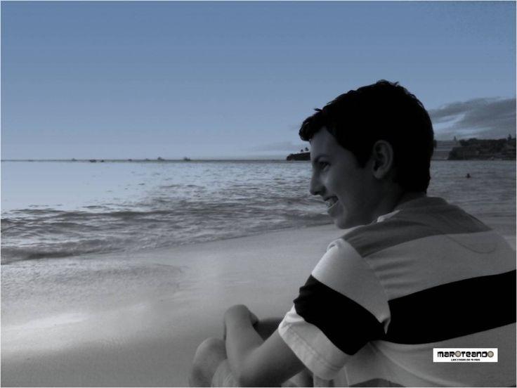 """MI HIJO. MI GRAN VERDADERO AMOR..!! """"Amar a un hijo no significa obligarlo a vivir nuestras verdades, sino ayudarlo a que pueda vivir sin mentiras"""" Silvia Pinal #hijo #amor #sol #playa #arena #sosua #puertoplata #republicadominicana #caribe #dominicanrepublic #caribbean #turismo #maroteandord"""
