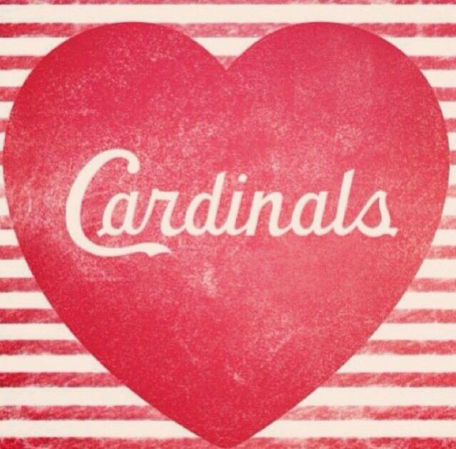 Love my St. Louis Cardinals!