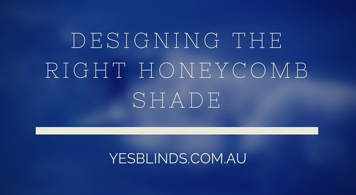 Honeycomb shades are unique for their insulation capabilities, and ability to keep a room warm in winter, and cooler in summer thanks to its' unique honeycomb shaped pleats. But there is more to consider when it comes to choosing the right honeycomb shade for your needs. Here are a few of our tips: Understanding your …