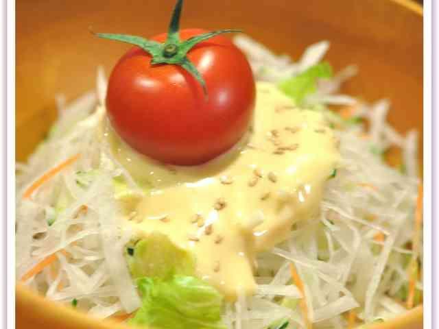 ☆びっくりドンキー★大根サラダの画像