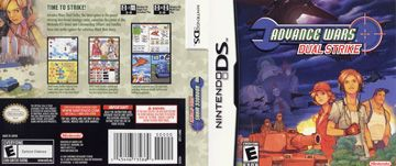 Advance Wars Dual Strike (DS) - The Cover Project