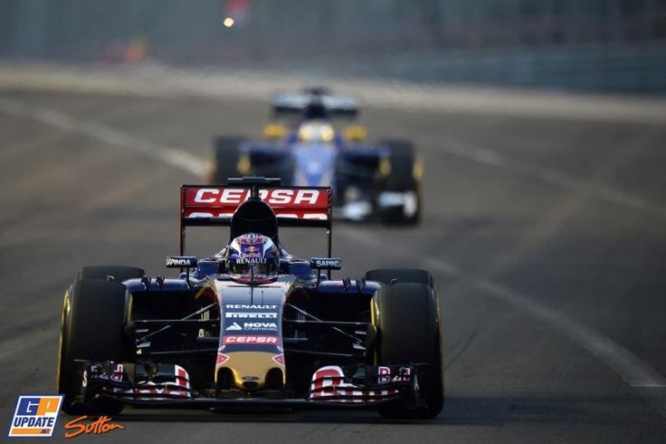 Max Verstappen, Scuderia Toro Rosso, Formule 1 Grand Prix van Singapore 2015, Formule 1