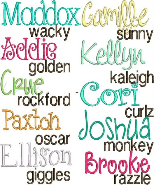 1000  ideas about embroidery fonts on pinterest