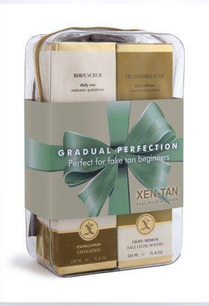 Xen-Tan Gradual Perfection Gift Set