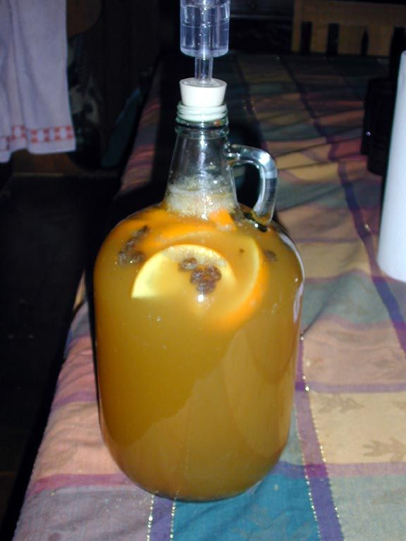 Mead!!!! (And now, back to our regularly scheduled program, already in progress....)
