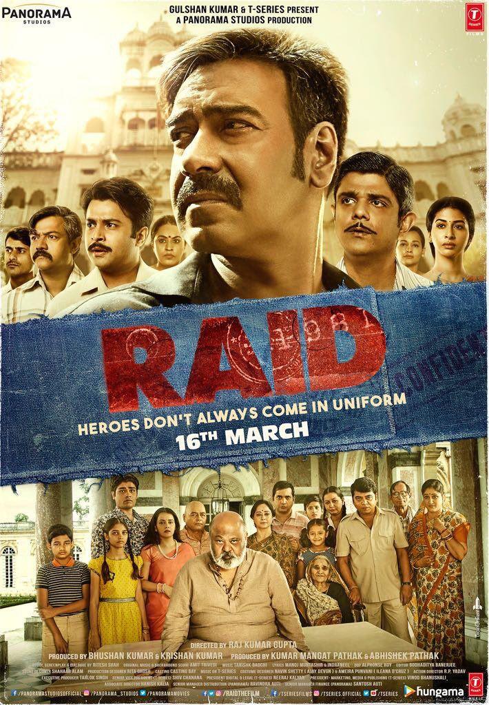 Image result for raid hindi poster