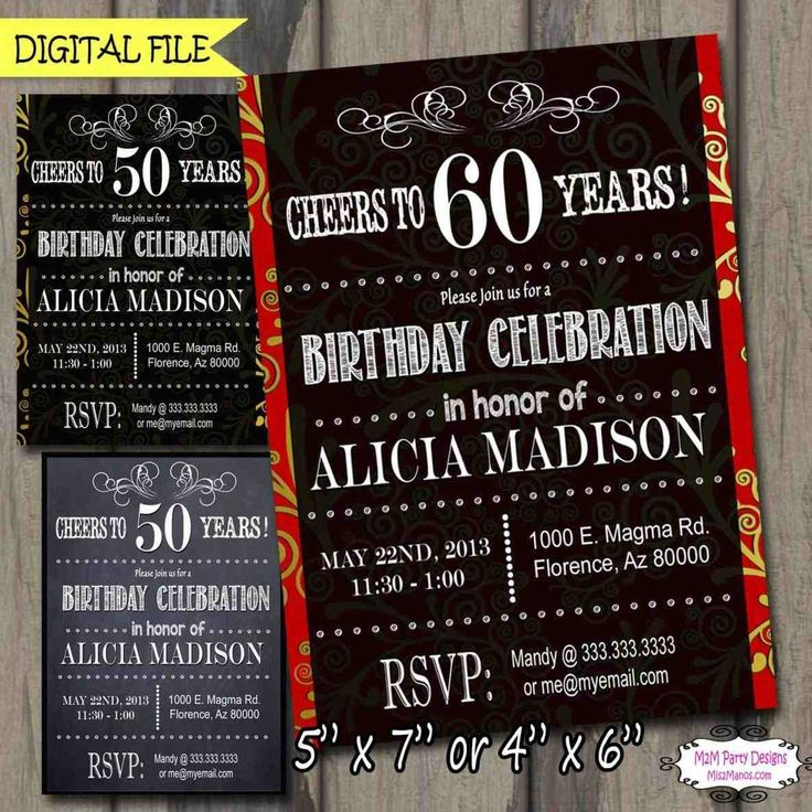 Best 25 60th birthday invitations ideas on pinterest 50th 90th birthday parties 60th birthday invitation 1958 invite born in 1958 flashback 60 years ago 60th 60 birthday party invitations and get inspired to stopboris Choice Image