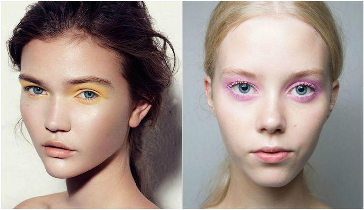 2017 Makyaj Trendleri | 2017 Makeup Trends #makeuptrends