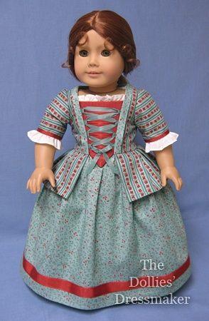 American Girl Felicity   American Girl Doll ~ Felicity from Dollies' Dressmaker