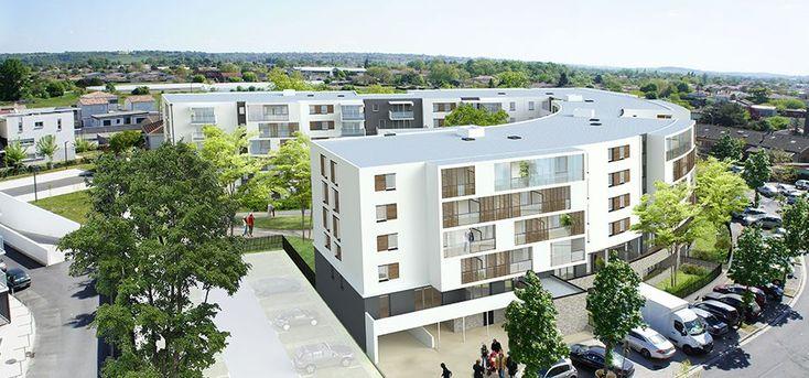Découvrez notre nouvelle opportunité d'investissement Pinel à Toulouse ! Des appartements lumineux et agréables à vivre.
