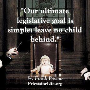 """""""Our ultimate legislative goal is simple: leave no child behind."""" #prolife #prolifegen #prolifegeneration #prolifer #savethebabies"""