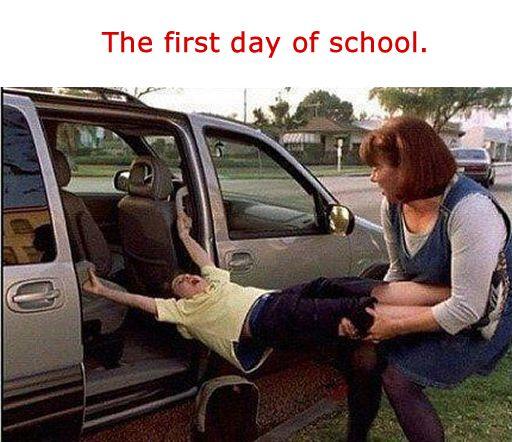 Everybody likes school.