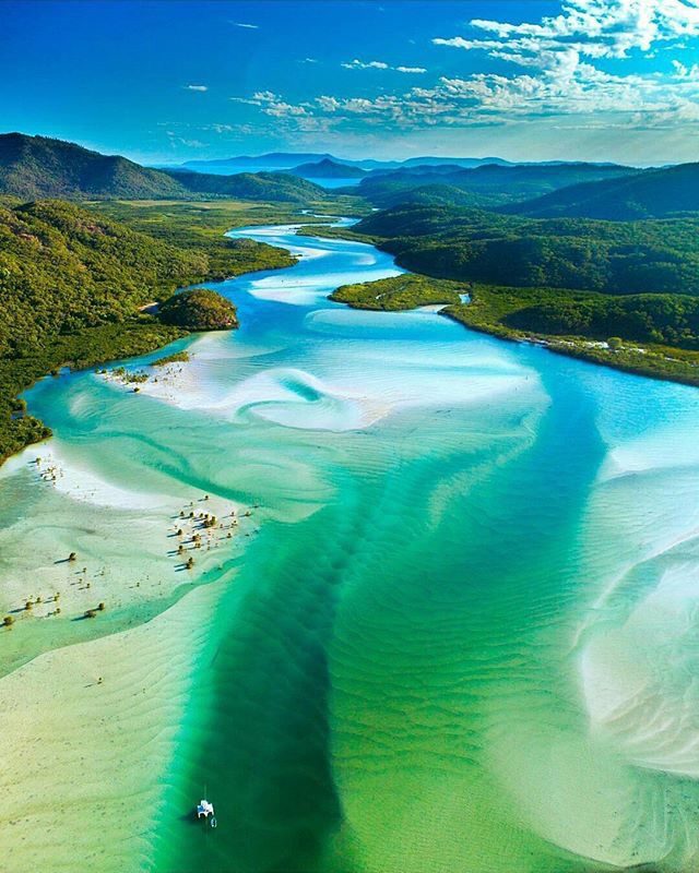 Whitsundays, QLD.