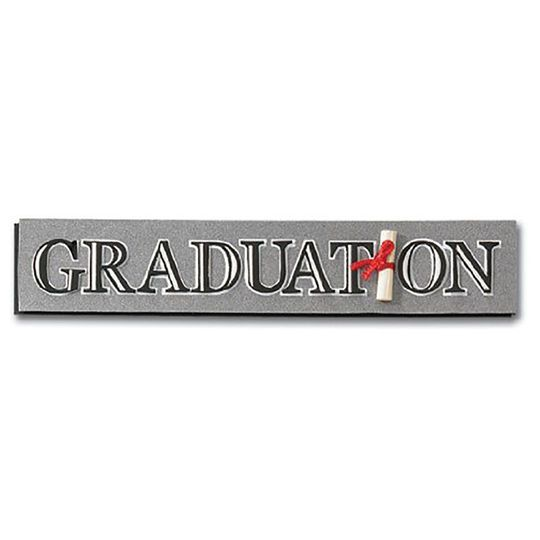 Jolee's By You Dimensional Embellishment, Graduation Word