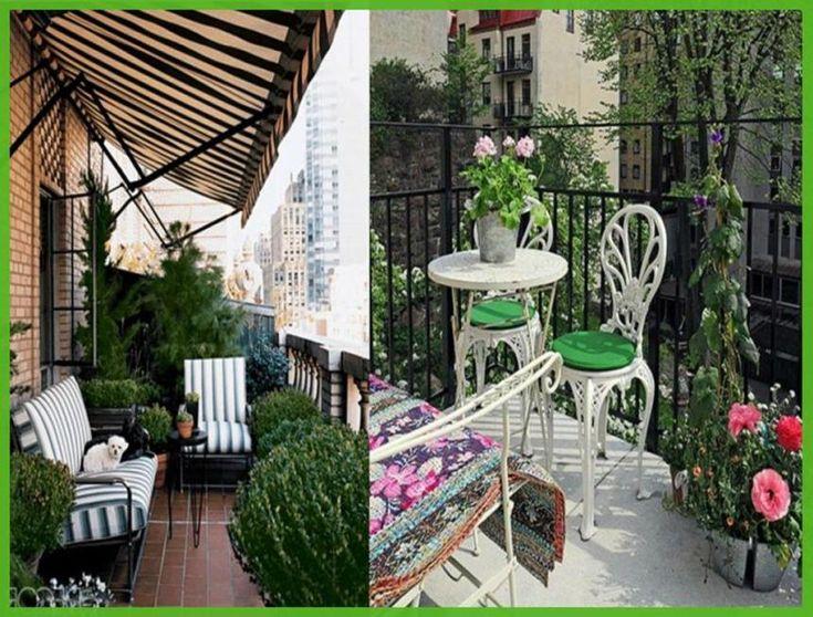 64 Apartment Gardens Balcony , Very Small Gardens Ideas #ApartmentIdeas #GardensApartment