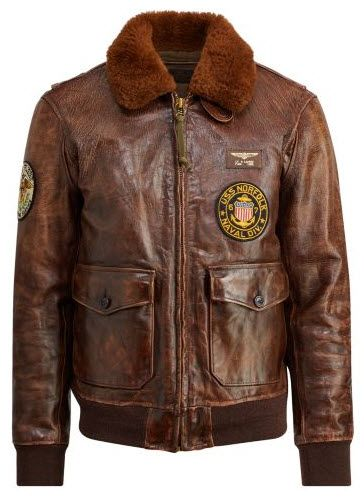4344648d0 POLO RALPH LAUREN The Iconic G-1 Bomber Jacket