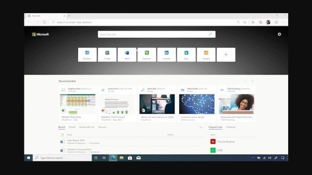 Microsoft Edge Offline Installer for Windows 10,7,8 32/64 bit FileHorse in  2020 | Microsoft, Windows 10, Check email