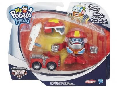 Sr. Cabeça de Batata HeatWave O Robô Bombeiro - Hasbro com as melhores condições você encontra no Magazine Raimundogarcia. Confira!