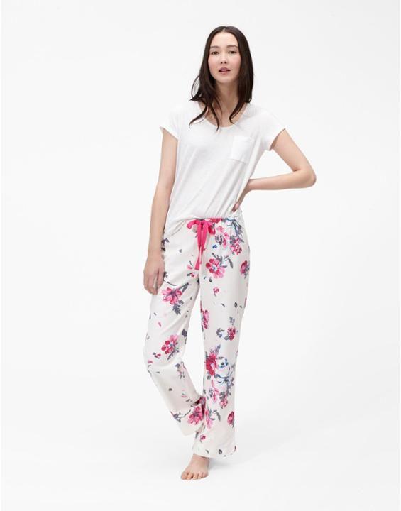 FLEURFlannel Pyjama Bottoms