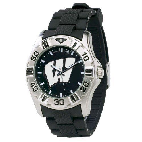 NCAA Men's COL-MVP-WIS Series Wisconsin Badgers Watch Game Time. $49.95