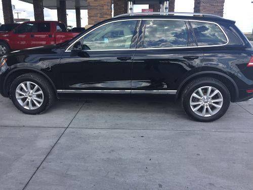 2013 Volkswagen Touareg - Houston, TX #0842725087 Oncedriven
