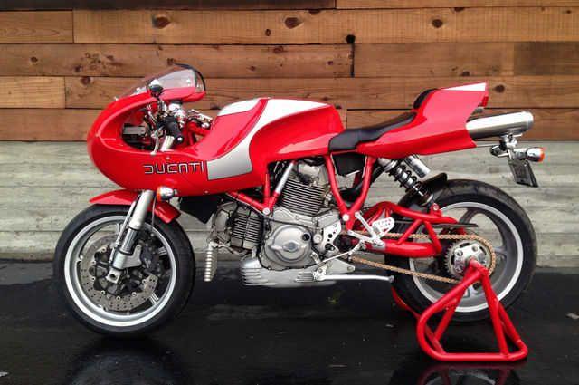 2001 Ducati MH900E #149 of 2000
