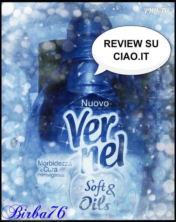 Nuova opinione sul sito di Ciao!  http://www.ciao.it/Vernel_Soft_Oils_ORO__Opinione_1843117