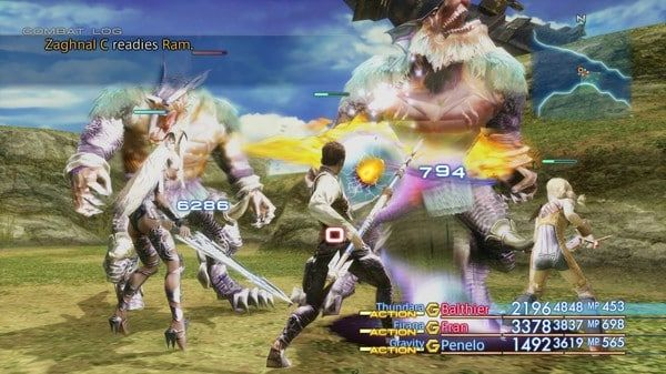 Final Fantasy XII The Zodiac Age est disponible sur PC: Vaan et ses comparses arrivent sur Steam