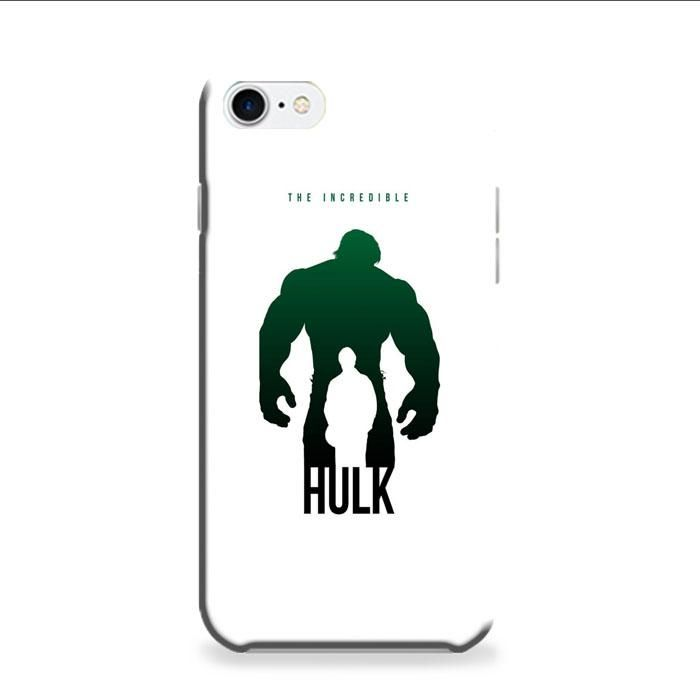 The Avengers - Hulk Poster iPhone 7 3D Case