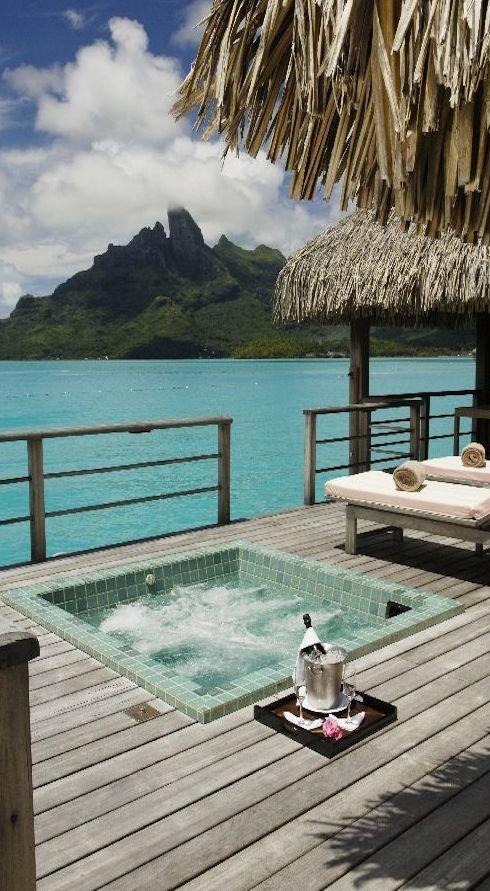 17 Best Images About St Regis Resort Bora Bora On