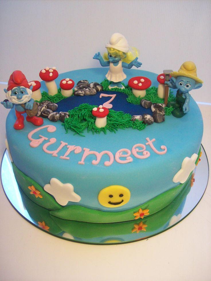 Licensed Birthday Cakes